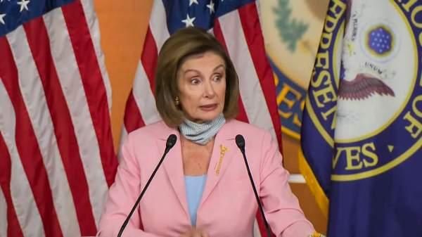 Pelosi Blocks Names of 13 US Service Members From Being Read on House Floor