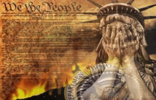 The Demise of the United States of America | No Thought Police