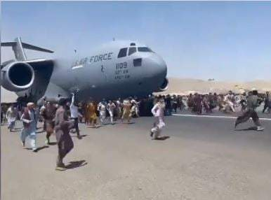 PURE EVIL: Democrats Block Legislation to Rescue Americans Stranded in Afghanistan