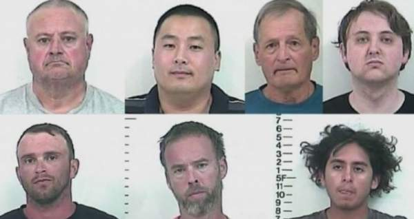 BREAKING: Seven SCUMBAGS Arrested For Human Trafficking Including Children- LOCK THEM UP! - Deplorable Tribune
