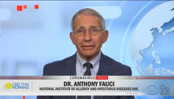 NY Times GUSH: 'Movie Star' Fauci Is Ready for His Close-Up   Newsbusters