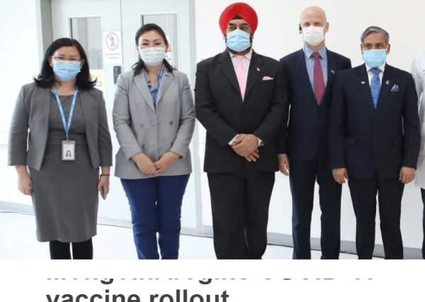 Mit der Impfung kamen SARS-CoV-2 und der COVID-19-Tod in die Mongolei: Korrelation oder Kausalität? – ScienceFiles