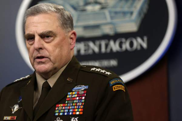 Did Gen. Milley Conspire With China and Against Trump? - Liberty Nation