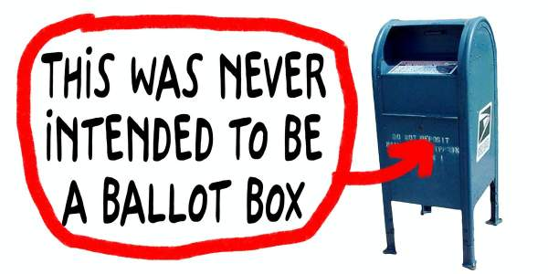 Douglas Andrews: 15 Million Reasons to Ban Mail-In Voting  | The Patriot Post