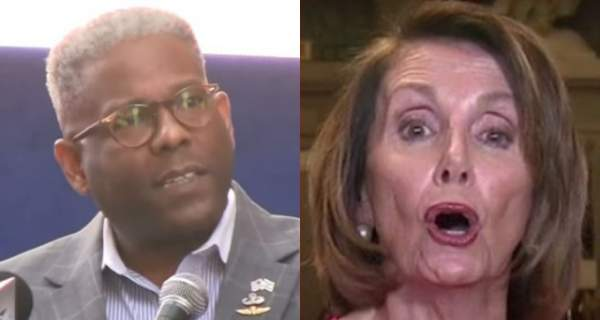 Lt. Col. Allen West Suggests Nancy Pelosi Should Be Heading To Prison For What She Did - Deplorable Tribune