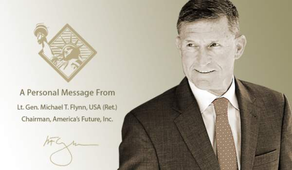 A Message From General Flynn - America's Future