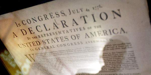 National Archives slaps 'harmful content' warning on Constitution, Declaration of Independence, other founding documents - TheBlaze