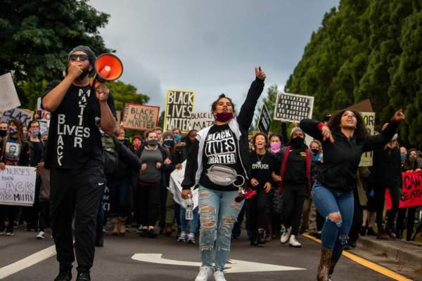 BLM Is Threatening An 'Uprising' Against 'Racist' Vaccine Mandates