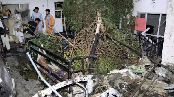 Afghanistan: US says drone strike 'tragic mistake', killed 10 civilians
