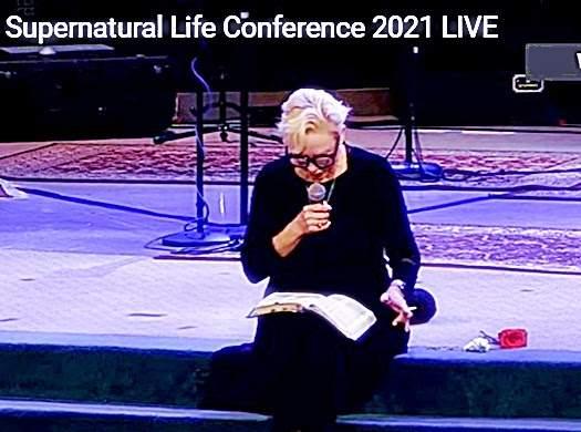 SlantRight 2.0: Heidi Baker Prophetic Insight