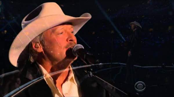 """Alan Jackson ~ """"Where Were You"""" (When The World Stopped Turning) - AIR.TV"""