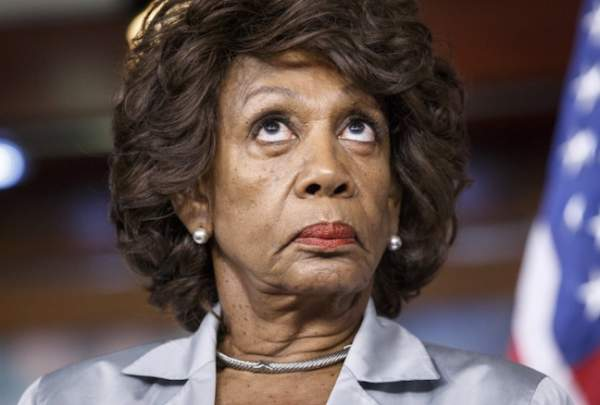 Maxine Waters Says Border Patrol 'Whippings' Are Worse Than What She Witnessed With Slavery – Def-Con News