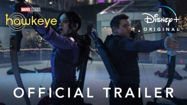 'Hawkeye' Trailer Introduces Hailee Steinfeld as Kate Bishop (VIDEO) - The Week In Nerd