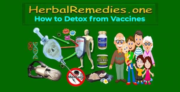 #1 Vaccine Detox - Best Cleanse for Covid, Flu mRNA Vaccines
