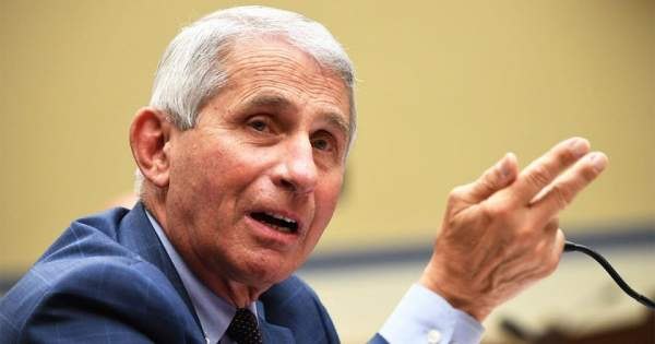"""Dr. Fauci: """"Heck, No, I Haven't Been Vaccinated"""" - Real Raw News"""
