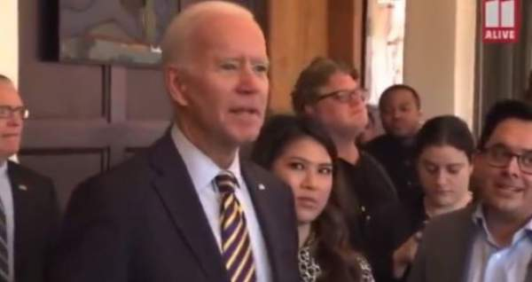 Watch As Biden Freaks Out On Reporter Who Asked About His Son's New Kid - Deplorable Tribune