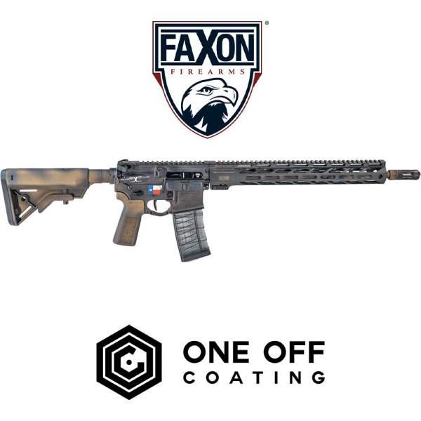 "Faxon Firearms ""God Bless Texas"" Sweepstakes"