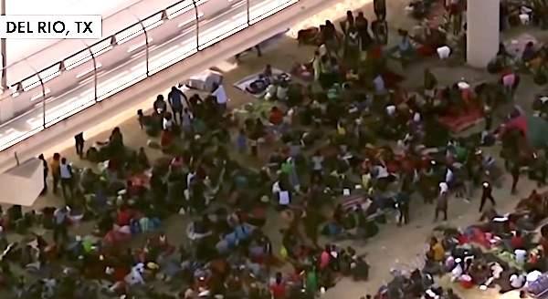 Report: Biden releasing Haitians into U.S. despite promises to return them home