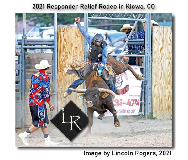 Rodeo Raises Funds for Responders | Lincoln's Thinkin's