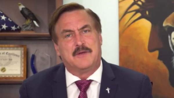 Mike Lindell Has A Plan To Crush Dominion's Lawsuit Against Him