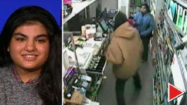 WATCH This Store Clerk SCHOOL This Armed Thug! This Is Amazing...
