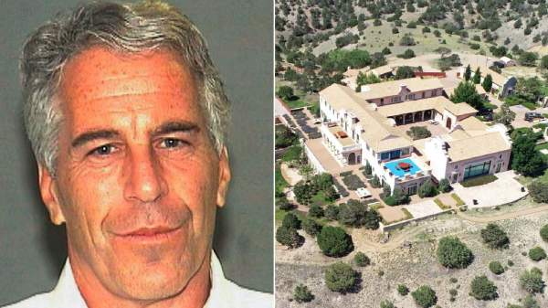 Epstein Had Computer Rooms The 'Size Of Houses' To Spy On Guests Like Prince Andrew, Victim Alleges