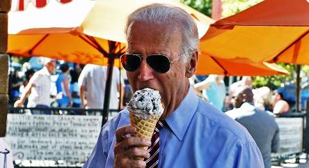 Biden Is Too Busy for Border, But Not for Ice Cream | N.A.P.