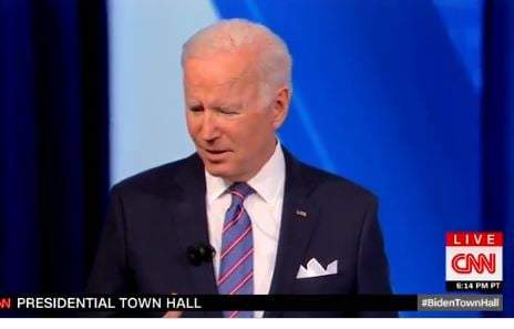 """Bumbling Biden Does It Again – White House Tries To Cover For Joe's """"Story"""" About Visiting Southern Border – Finish The Race"""