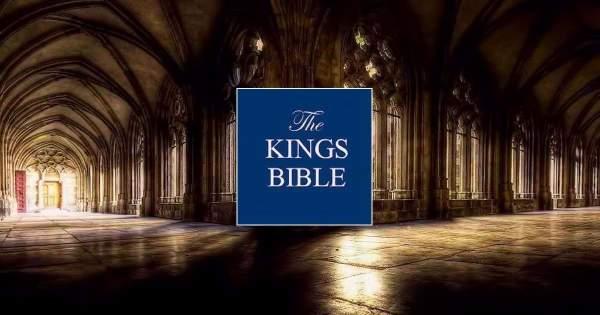 King James Bible -  Ezekiel Chapter: 26
