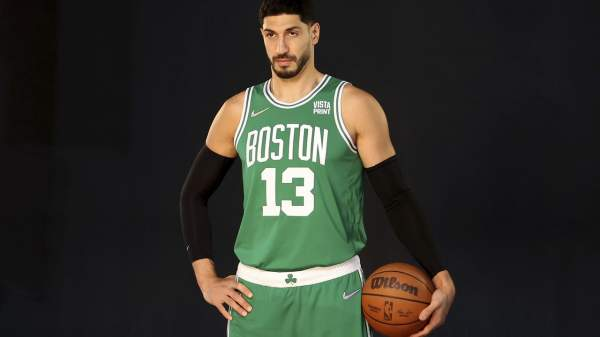 'Truly Courageous': Boston Celtics' Enes Kanter Praised After Latest Video Blasting CCP