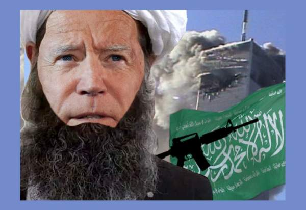 A Desperate Biden Administration Turns to Terrorism - Redoubt News