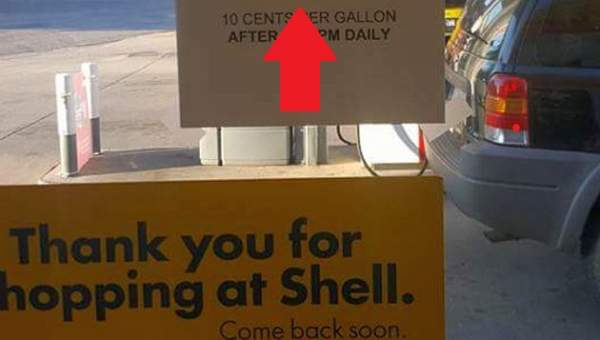 Gas Station Puts Up This 'Controversial' Sign That Has Town FURIOUS... [VID]