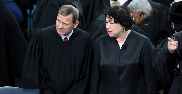 Sotomayor Calls Supreme Court's Refusal To Block Texas Abortion Call 'Catastrophic' - Conservative Brief