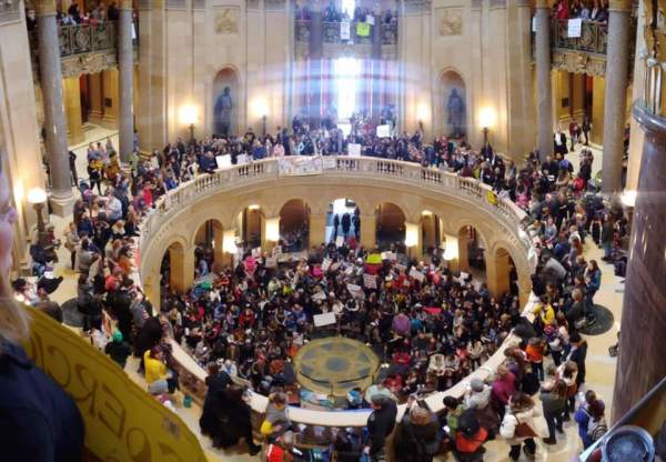 The Recent Medical Freedom Rally Demonstrates That All Politics Is Local - The Washington Standard