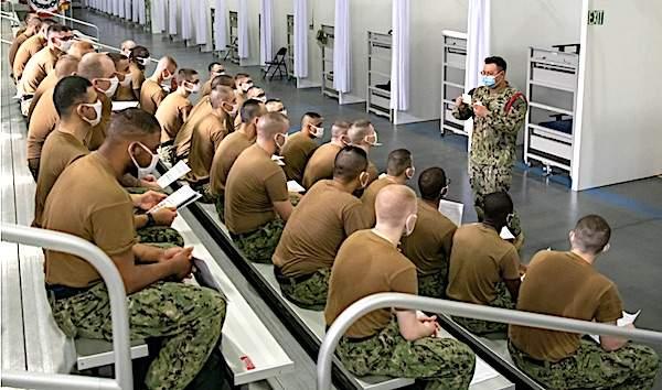 2 Navy SEALS, 4 Marines, Air Force major all sue Biden