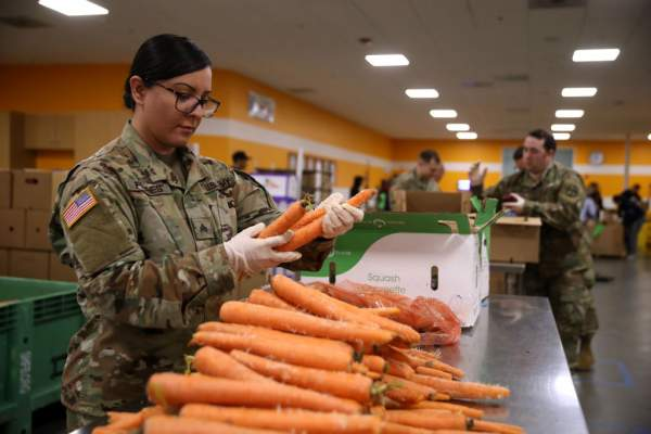 Lawmakers decry 'alarming' hunger in US military families - Roll Call - Populist Press 2021 ©