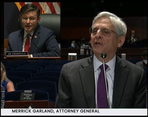 U.S. Attorney General Merrick Garland Refuses DOJ Ethics Review, Claims Conflict of Interest Ethics Rules Do Not Apply to Biden Administration - The Last Refuge