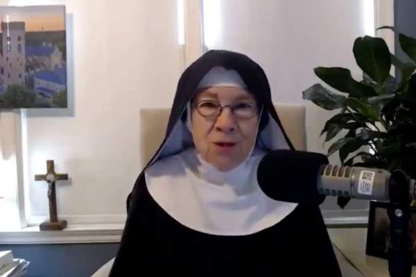 "Hal Turner Radio Show - Catholic Nun: Vaccine is ""Training Wheels for the Mark of the Beast""  Evil, Evil, Agenda"