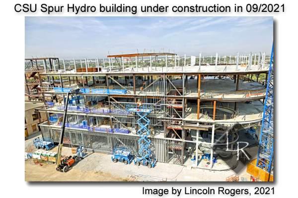 CSU Spur Construction | Lincoln's Thinkin's