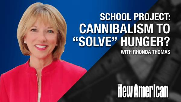 EATING BABIES? Georgia School Has Teens 'Solve' Hunger With Cannibalism - The New American